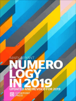 Numerology in 2019