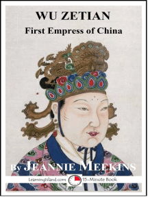 Wu Zetian: First Empress of China