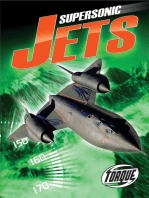 Supersonic Jets