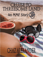 Cruise to Threesome Land