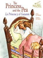 The Bilingual Fairy Tales Princess and the Pea