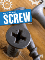 Simple Machines Screw