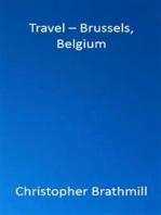 Travel -- Brussels, Belgium
