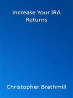 Increase Your IRA Returns