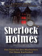 Sherlock Holmes Doppelband 1 – Kriminalroman