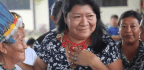 For The First Time In Brazil's History, There Is An Indigenous Woman In The National Congress