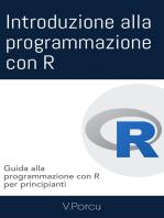 Introduzione alla programmazione con R