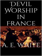 Devil Worship in France
