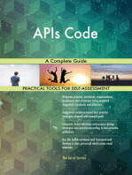 APIs Code A Complete Guide