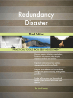 Redundancy Disaster Third Edition