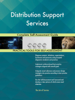 Distribution Support Services Complete Self-Assessment Guide