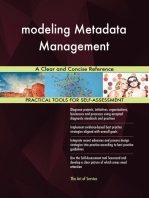 modeling Metadata Management A Clear and Concise Reference