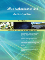 Office Authentication and Access Control Third Edition