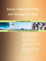 Source Capacity-Planning and Management Tools A Complete Guide