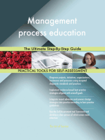 Management process education The Ultimate Step-By-Step Guide