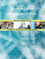 Identity and Access Management Platform Standard Requirements