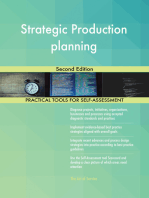 Strategic Production planning Second Edition