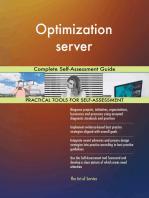 Optimization server Complete Self-Assessment Guide