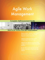 Agile Work Management Complete Self-Assessment Guide