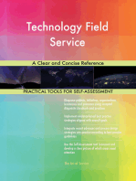 Technology Field Service A Clear and Concise Reference