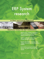 ERP System research A Clear and Concise Reference