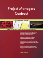 Project Managers Contract A Complete Guide