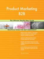 Product Marketing B2B The Ultimate Step-By-Step Guide