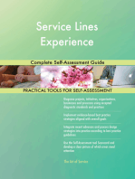 Service Lines Experience Complete Self-Assessment Guide