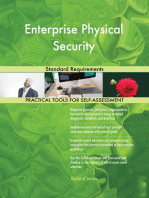 Enterprise Physical Security Standard Requirements
