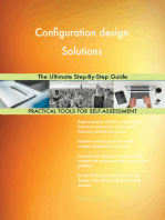 Configuration design Solutions The Ultimate Step-By-Step Guide