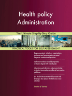Health policy Administration The Ultimate Step-By-Step Guide