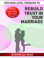 1253 High Level Triggers to Rebuild Trust in Your Marriage