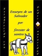 Ensayos de un Salvador