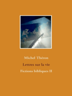 Lettres sur la vie