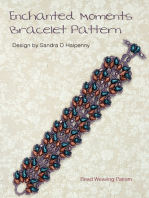 Enchanted Moments Bracelet Pattern