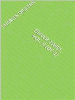Oliver Twist, Vol. II (of 3)