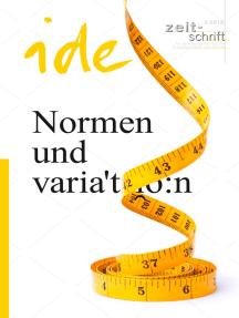 Normen und Variation