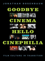 Goodbye Cinema, Hello Cinephilia