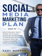 Social Media Marketing Plan How To