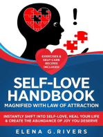Self-Love Handbook Magnified with Law of Attraction