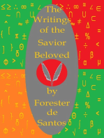 The Writings of the Savior Beloved