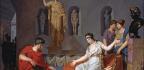 Las Tumbas De Cleopatra Y Marco Antonio