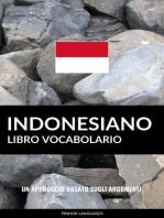 Libro Vocabolario Indonesiano