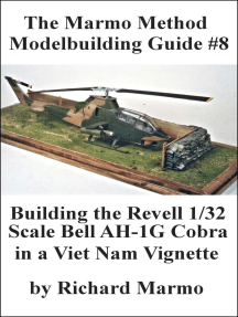 The Marmo Method Modelbuilding Guide #8: Building The Revell 1/32 scale Bell AH-1G Cobra in a Viet Nam Vignette