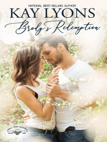 Brody's Redemption: Small Town Scandals, #1