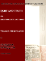 Light and Truth or Gospel Thoughts and Themes