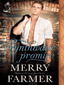 Brynthwaite Promise: A Silver Foxes of Westminster Novella: Brynthwaite, #1