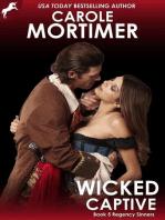 Wicked Captive (Regency Sinners 5)