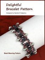 Delightful Bracelet Pattern