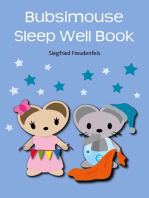Bubsimouse Sleep Well Book